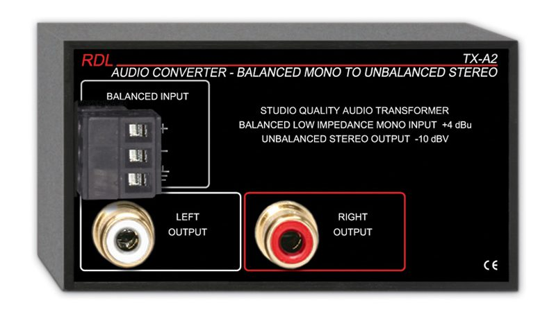 Compact Mono And Stereo Audio Format Conversion
