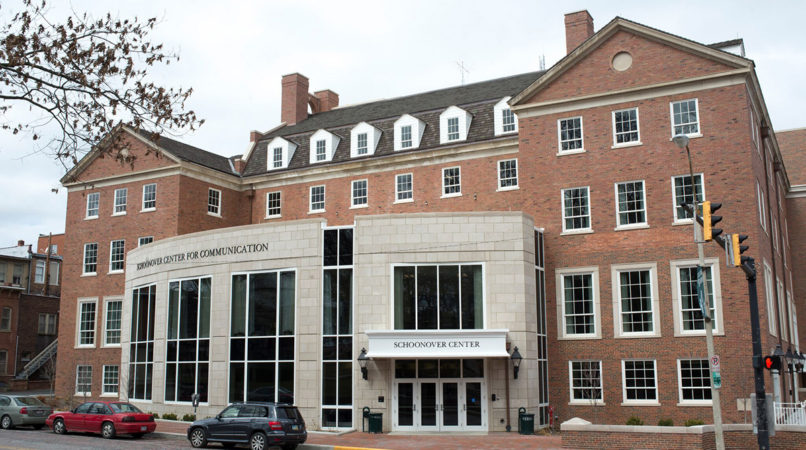 Schoonover Center – Ohio University's Scripps College of Communication