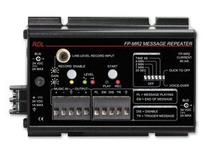 Fp Mr2 ‐ Message Repeater