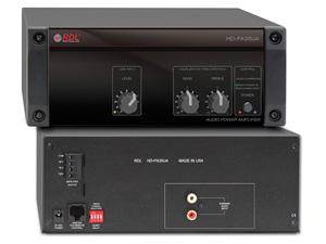Hd Pa35ua ‐ 35 Watt Power Amplifier 25 70 100 V With