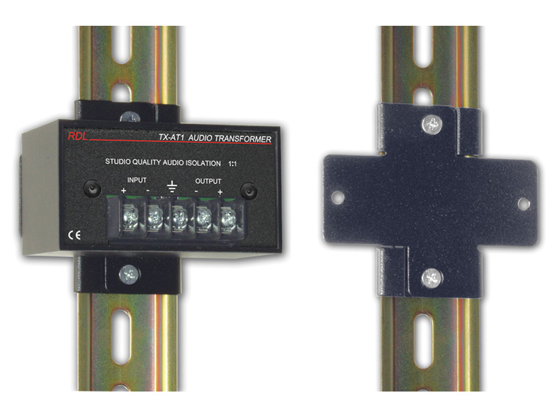 Dra 35t ‐ Tx Series Din Rail Adapter