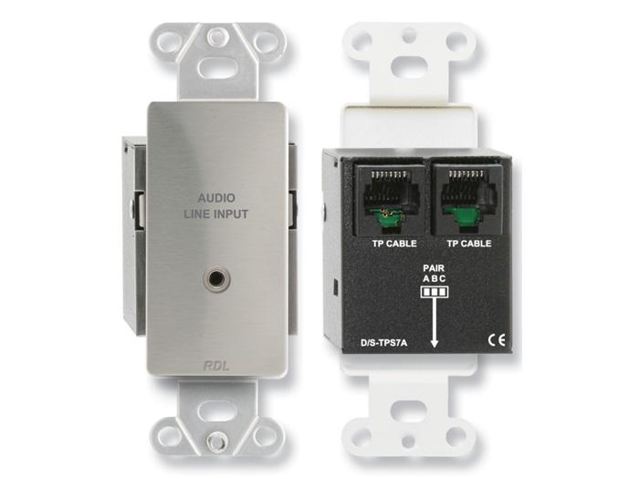 DS-TPS7A ‐ Passive Single-Pair Sender