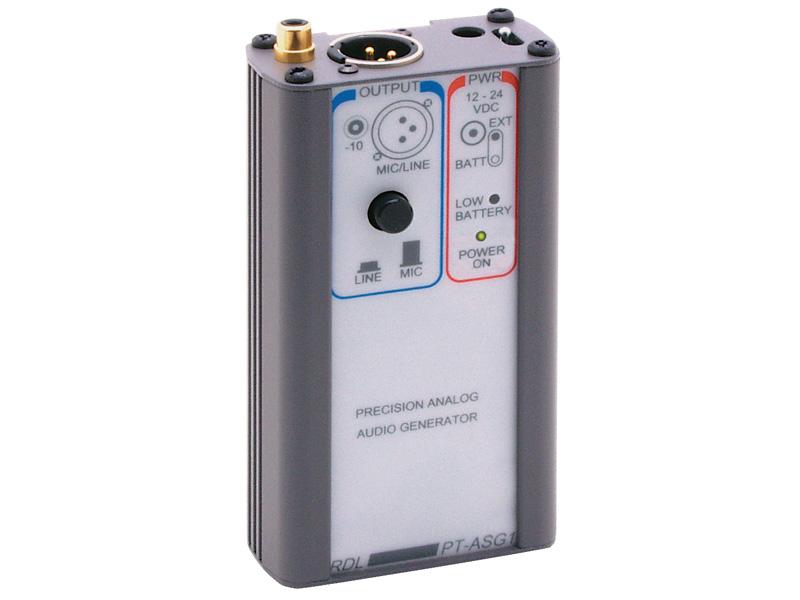 Pt Asg1 ‐ Portable Audio Signal Generator