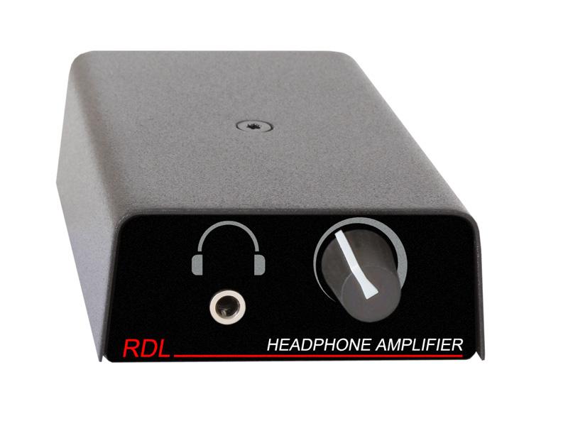 Tp Ha1a ‐ Format A Stereo Headphone Amplifier