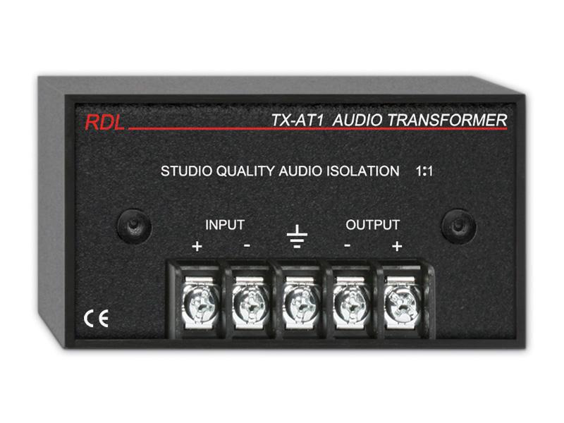 Tx At1 ‐ Audio Isolation Transformer 600 1 1
