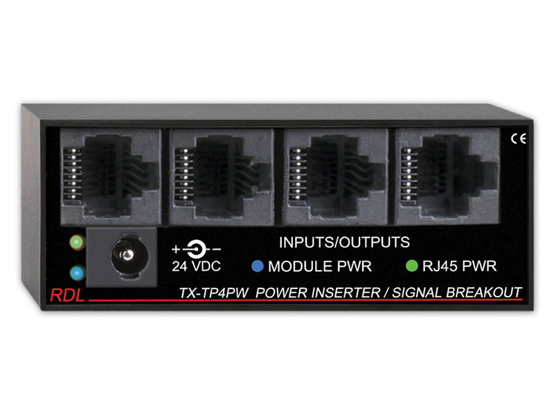 tx tp4pw u2010 power inserter signal breakout rh rdlnet com 3-Way Switch Wiring Diagram Ford Wiring Diagrams