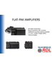 Amplifiers FLAT-PAK Series