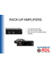 Amplifiers  RACK-UP Series