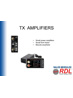 Amplifiers TX Series
